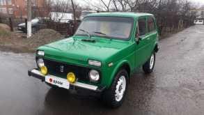 Кореновск 4x4 2121 Нива 1986