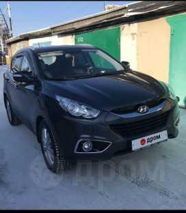 Нерюнгри Hyundai ix35 2011