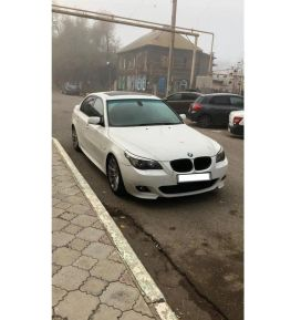 Астрахань BMW 5-Series 2008