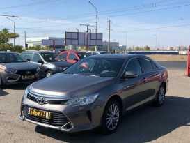 Астрахань Toyota Camry 2016