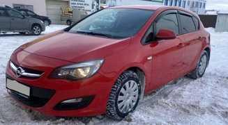 Саранск Opel Astra 2014