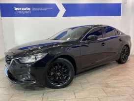 Воронеж Mazda6 2016
