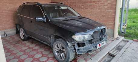 Сунжа BMW X5 2003