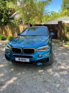Москва BMW X6 2019
