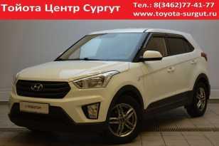 Сургут Hyundai Creta 2017