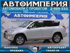 Красноярск Toyota RAV4 2011