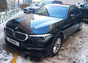 Оренбург BMW 5-Series 2018