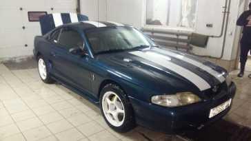 Челябинск Mustang 1994