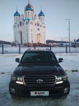 Южно-Сахалинск Land Cruiser 2011
