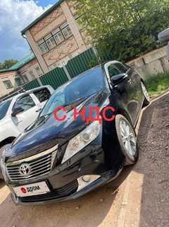 Усть-Кут Toyota Camry 2012