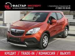 Новосибирск Opel Mokka 2014