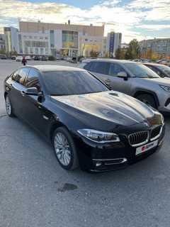 Тюмень BMW 5-Series 2016