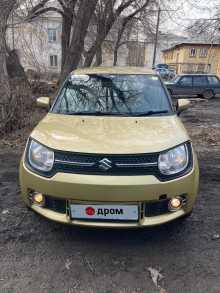 Челябинск Ignis 2016
