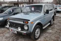 Воронеж 4x4 2121 Нива 2000