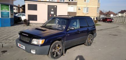 Анапа Forester 2001