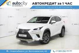Новосибирск Lexus NX300 2018
