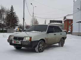 Новосибирск Лада 21099 1999