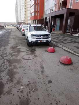 Челябинск Duster 2016