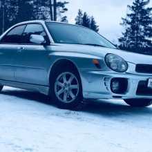 Екатеринбург Impreza WRX 2000