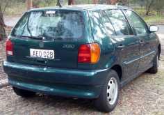 Бахчисарай Polo 1996