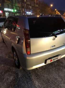 Улан-Удэ Toyota Opa 2000
