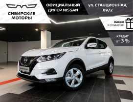 Новосибирск Qashqai 2021