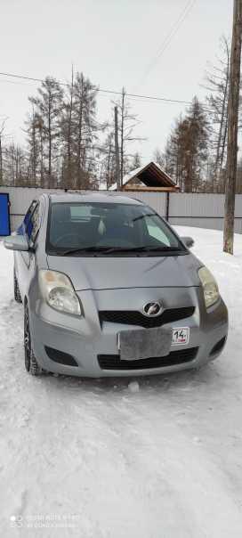 Бердигестях Toyota Vitz 2010