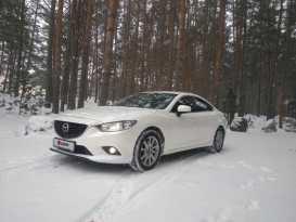 Екатеринбург Mazda6 2017