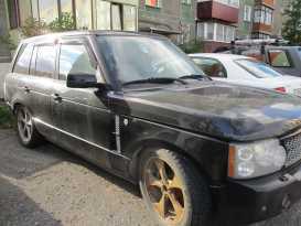 Елизово Range Rover 2007