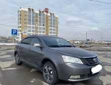 Волгоград Emgrand EC7 2012