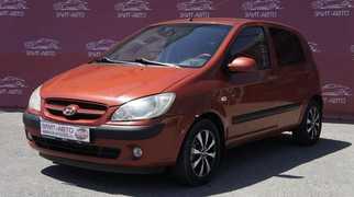 Астрахань Hyundai Getz 2008