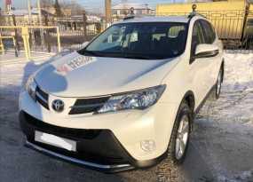 Киров Toyota RAV4 2014