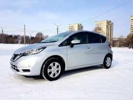 Комсомольск-на-Амуре Nissan Note 2017
