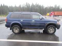 Омск Pajero Sport 2000
