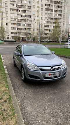 Москва Astra 2009