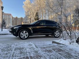 Новосибирск Infiniti QX70 2016
