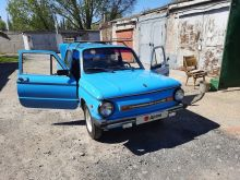 Волгодонск Запорожец 1991
