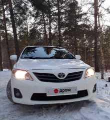 Первоуральск Corolla FX 2011