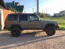Уфа Cherokee 1993