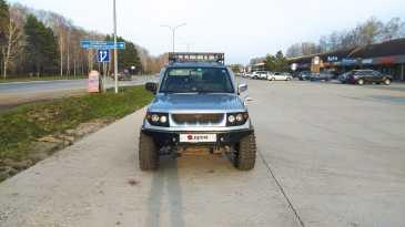 Новосибирск Pajero iO 1998