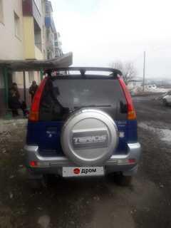 Елизово Terios 1998