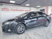 Ярославль Avensis 2012