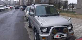 Кемерово Pajero Mini 1997