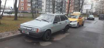 Москва 2109 1990