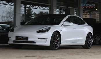 Краснодар Model 3 2020