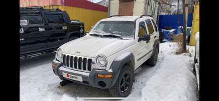 Магадан Jeep Liberty 2002