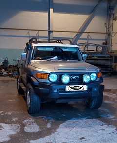 Южно-Сахалинск FJ Cruiser 2006