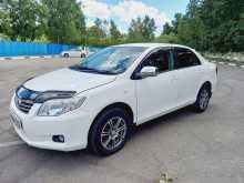 Белогорск Corolla Axio 2011