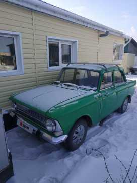 Гусиноозёрск 412 1982