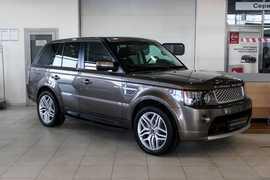 Шахты Range Rover Sport